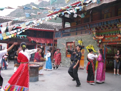 Dancing Tibetans of Zhuru Valley